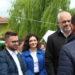 Vizita e Kryeministrit Edi Rama ne fshatin Qafëzes te prekur nga termeti
